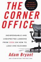 the corner office