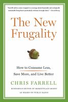 new-frugality