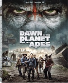 Planet of the Apes DVD cover