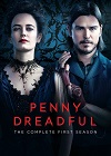 Penny Dreadful DVD cover