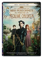 Miss Peregrine DVD Cover