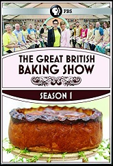 Great British Baking DVD cover