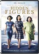 Hidden Figures DVD cover