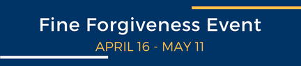 fine forgiveness event