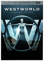 Westworld DVD cover