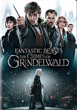 Fantastic Beast DVD cover